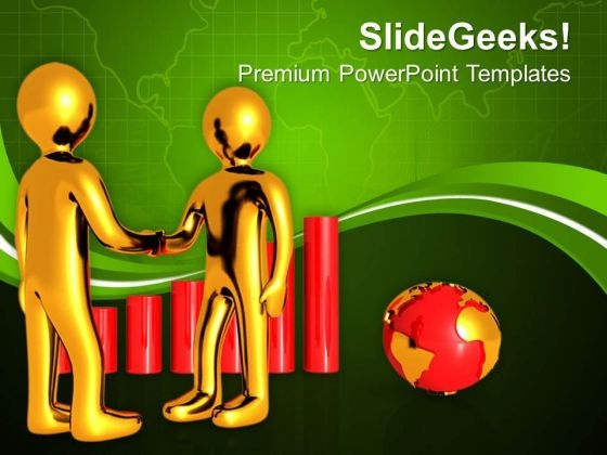 Goals For Business Management PowerPoint Templates Ppt Backgrounds For Slides 0613