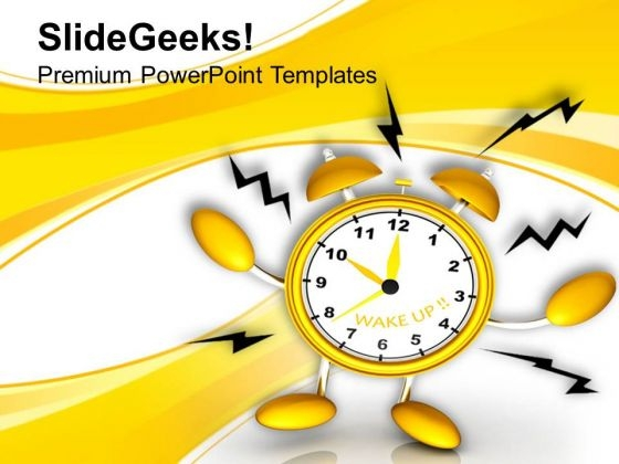 yellow background for powerpoint