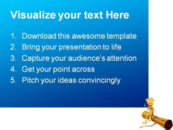 golden_thinker_on_degree_education_powerpoint_themes_and_powerpoint_slides_0311_text