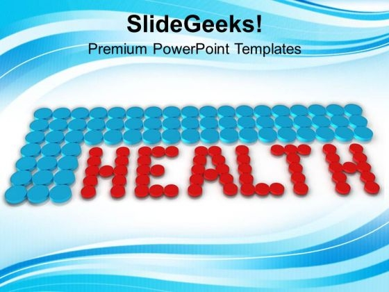 good nutrition makes health is wealth powerpoint templates ppt backgrounds for slides 0313 powerpoint themes