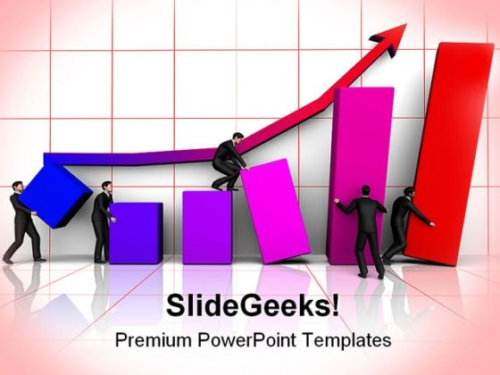 Graph01 Business PowerPoint Templates And PowerPoint Backgrounds 0411