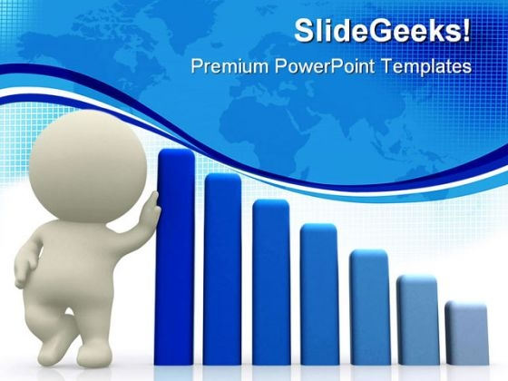 Graph01 Business PowerPoint Templates And PowerPoint Backgrounds 0511