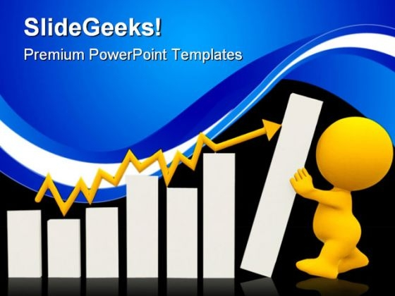 Graph03 Business PowerPoint Templates And PowerPoint Backgrounds 0511