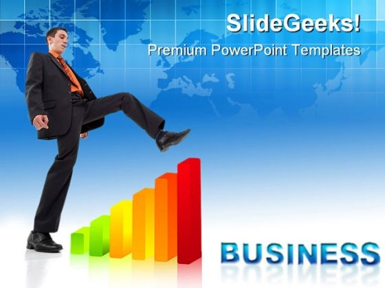 Graph04 Business PowerPoint Themes And PowerPoint Slides 0511