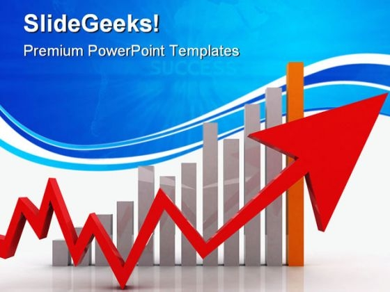 Graph Business PowerPoint Templates And PowerPoint Backgrounds 0511