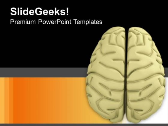 Graphics Of Human Mind PowerPoint Templates Ppt Backgrounds For Slides 0813