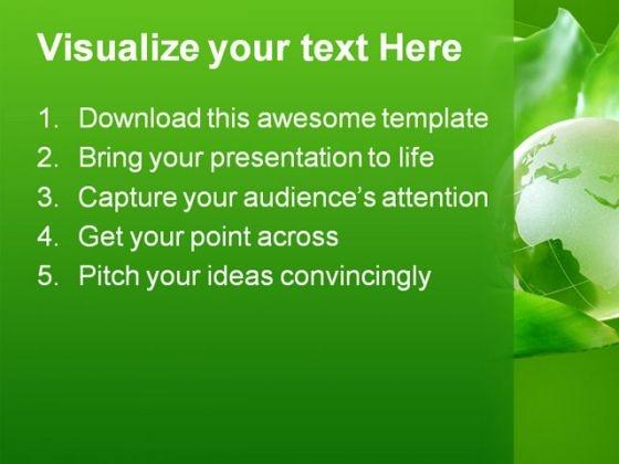 green_globe_environment_powerpoint_template_0810_text