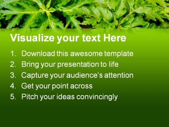 green_leaves_nature_powerpoint_templates_and_powerpoint_backgrounds_0311_text
