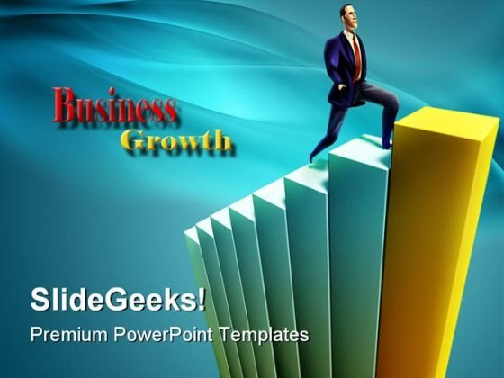 Growth01 Business PowerPoint Themes And PowerPoint Slides 0511