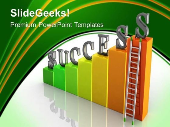 Growth Business PowerPoint Templates And PowerPoint Themes 0512