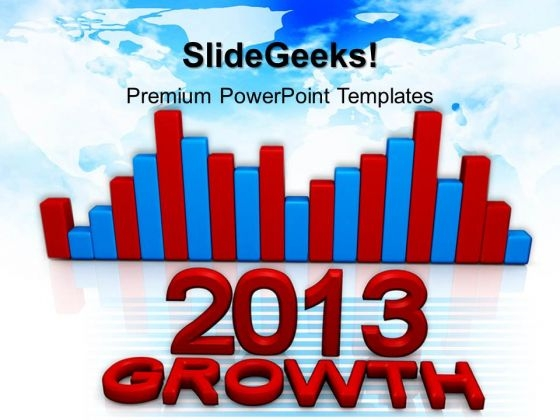 Growth Concept Success PowerPoint Templates And PowerPoint Themes 1012