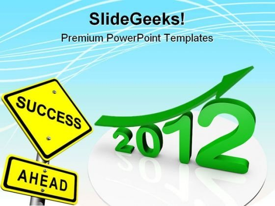 Growth In Future Business PowerPoint Templates And PowerPoint Backgrounds 0911