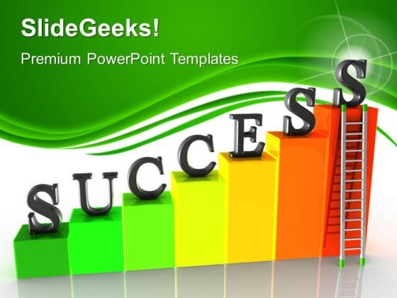 Growth Success PowerPoint Templates And PowerPoint Themes 0512