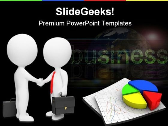 Handshake01 Business PowerPoint Templates And PowerPoint Backgrounds 0511