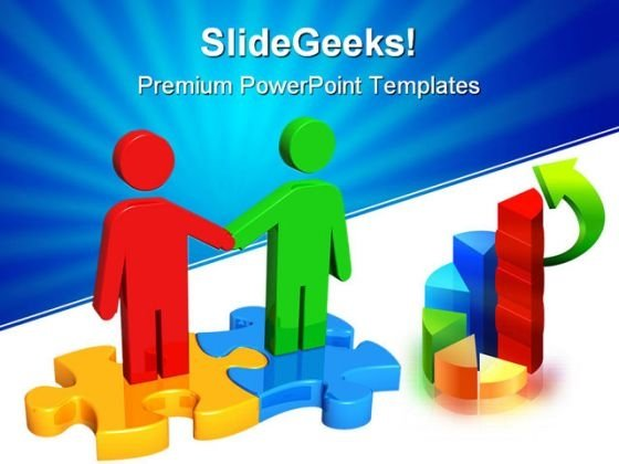 Handshake04 Business PowerPoint Themes And PowerPoint Slides 0511
