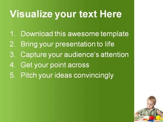 happy_child_games_powerpoint_template_1110_text