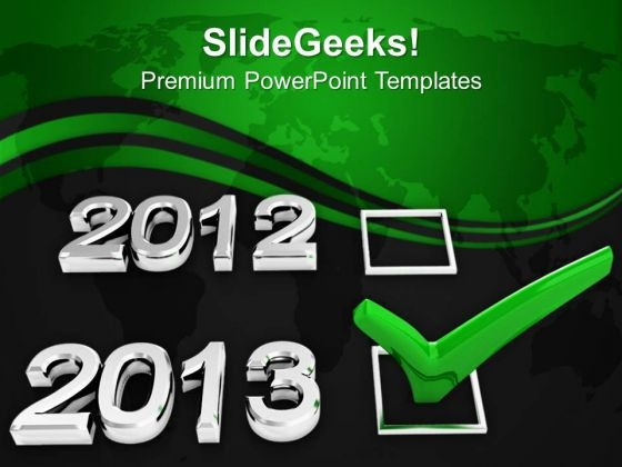 Happy New Year Festival PowerPoint Templates Ppt Backgrounds For Slides 1112