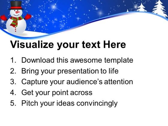 happy_snowman_waving_to_santa_sleigh_holidays_powerpoint_templates_ppt_backgrounds_for_slides_1112_print