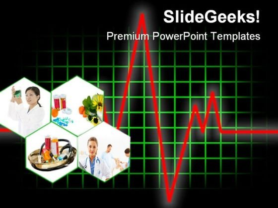 Health Test Medical PowerPoint Templates And PowerPoint Backgrounds 0411