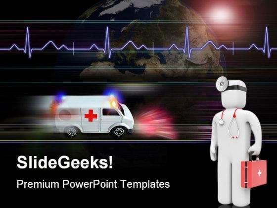 Healthcare Hospitality PowerPoint Themes And PowerPoint Slides 0711