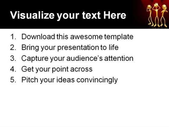 hear_see_speak_no_people_powerpoint_template_1110_print