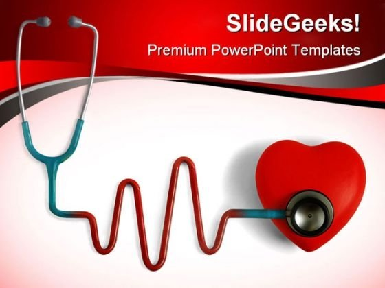 Heart Care Medical PowerPoint Templates And PowerPoint Backgrounds 0211