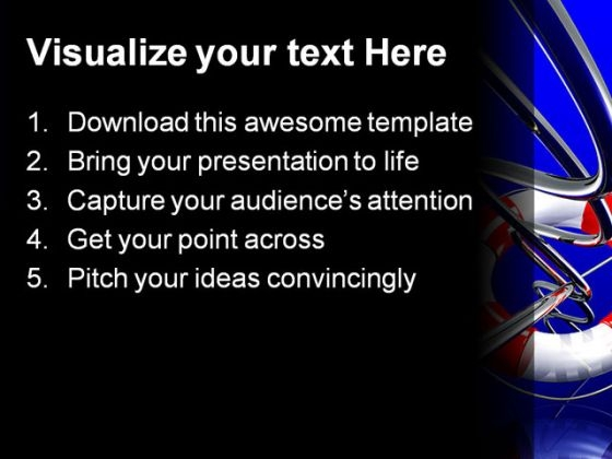 help_life_line_business_powerpoint_templates_and_powerpoint_backgrounds_0311_text