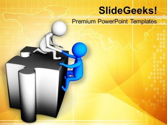 helping hand powerpoint templates slides and graphics