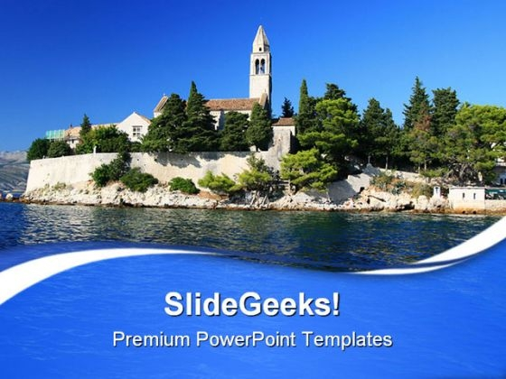 Hillstation Vacation PowerPoint Themes And PowerPoint Slides 0611