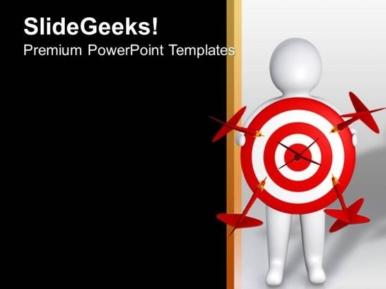 Hold All Your Business Target PowerPoint Templates Ppt Backgrounds For Slides 0713