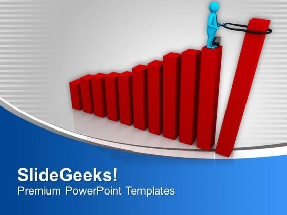 Hold The Top Position PowerPoint Templates Ppt Backgrounds For Slides 0813