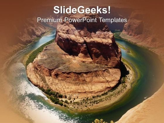 Horseshoe bend in river powerpoint templates ppt backgrounds for river powerpoint templates ppt backgrounds for slides 0613 horseshoebendinriverpowerpointtemplatespptbackgroundsforslides0613title toneelgroepblik Images