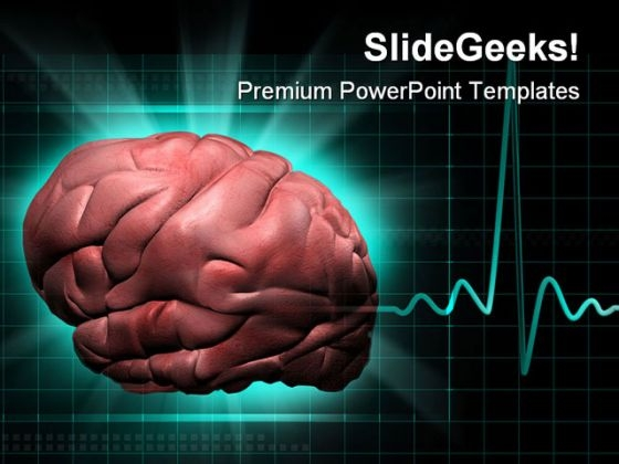 Human Brain Science PowerPoint Templates And PowerPoint Backgrounds 0711