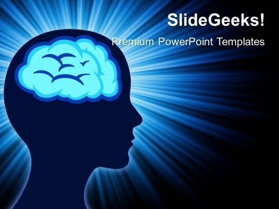 Human Brain Science Powerpoint Templates And Powerpoint Themes