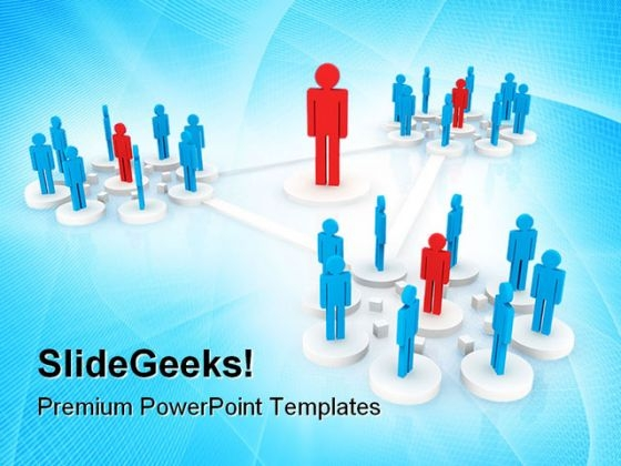 Human Resources Leadership PowerPoint Templates And PowerPoint Backgrounds 0311