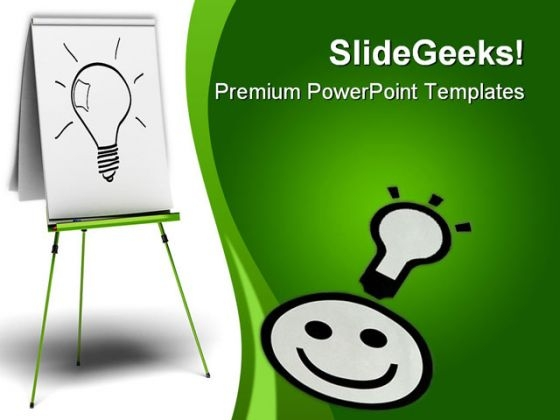 Idea Business PowerPoint Themes And PowerPoint Slides 0211