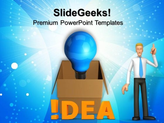 Idea Symbol Technology PowerPoint Templates And PowerPoint Themes 1012