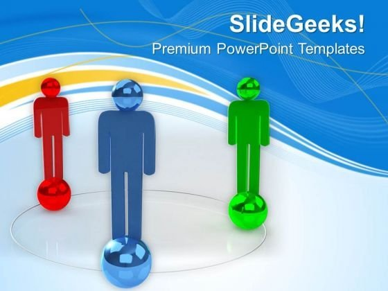 Image Of Social Network Concept PowerPoint Templates Ppt Backgrounds For Slides 0713