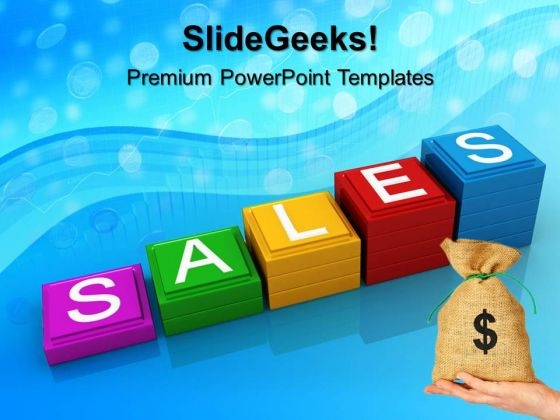 Increasing Sales Business PowerPoint Templates And PowerPoint Themes 0612