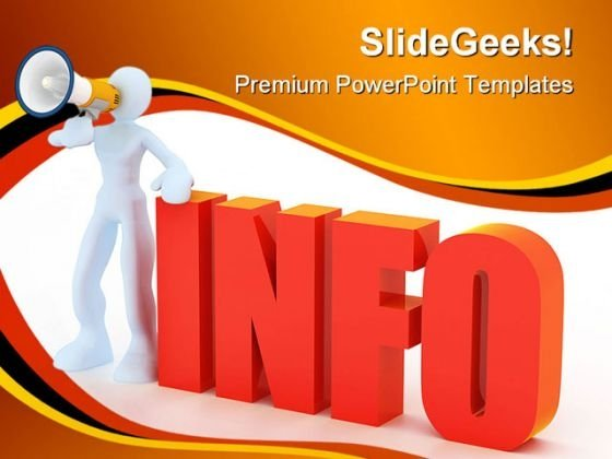 Info Internet PowerPoint Templates And PowerPoint Backgrounds 0311