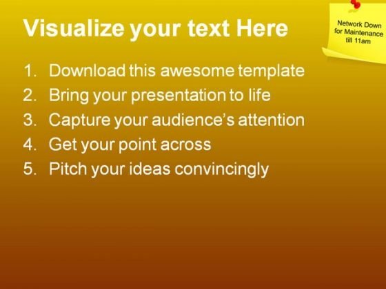 information_notice_internet_powerpoint_templates_and_powerpoint_backgrounds_0811_text