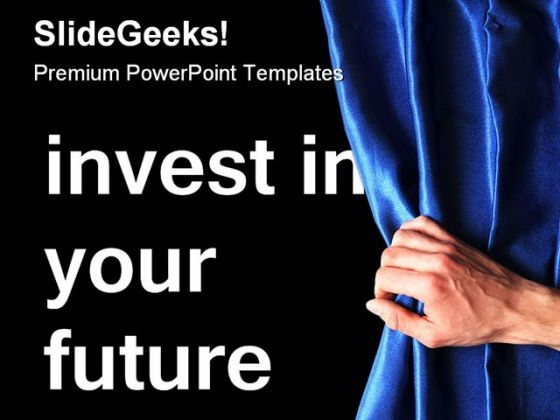 Investment Business PowerPoint Template 0810