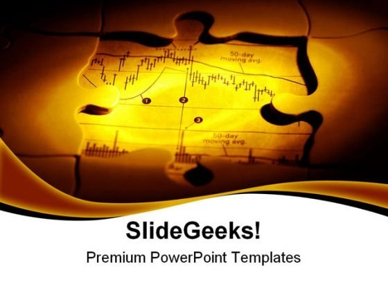 Investment Puzzle Business PowerPoint Templates And PowerPoint Backgrounds 0611