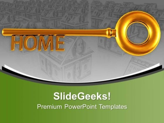 Key Tips For Real Estate Investors PowerPoint Templates Ppt Backgrounds For Slides 0213