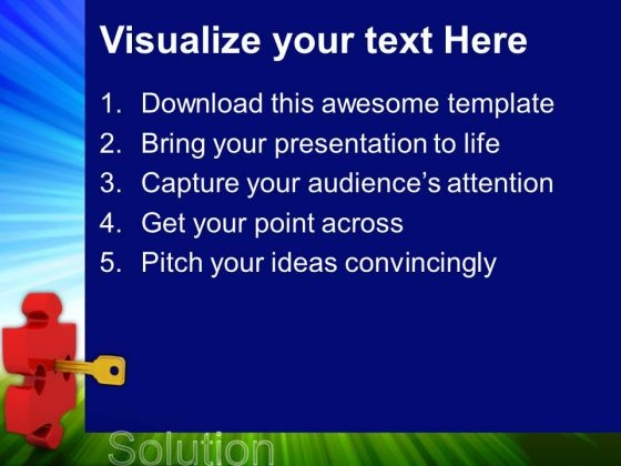 key_to_puzzle_security_powerpoint_templates_and_powerpoint_themes_0612_text