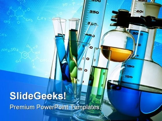 Laboratory Equipment Science PowerPoint Templates And PowerPoint Backgrounds 0311