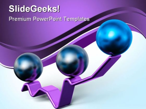 Leader Leadership PowerPoint Themes And PowerPoint Slides 0511