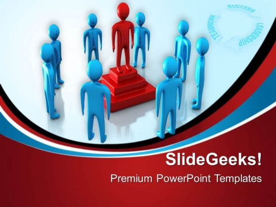 Leadership01 Success PowerPoint Templates And PowerPoint Themes 0512