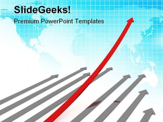 Leadership Concept Global PowerPoint Templates And PowerPoint Backgrounds 0611