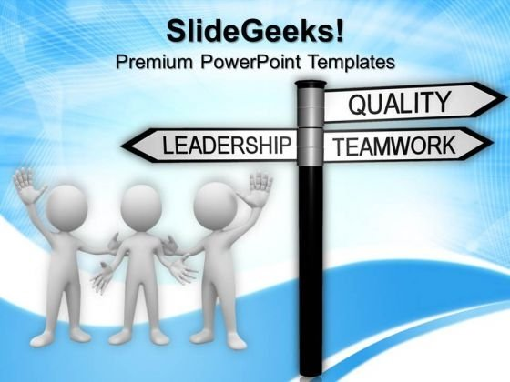 Leadership Quality PowerPoint Templates And PowerPoint Themes 1012